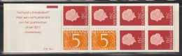 Nederland PB   10aF TB  MNH - Booklets
