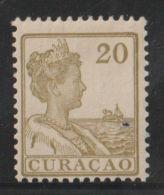 Curacao 1915  NVPH Nr. 63  MLH - Curazao, Antillas Holandesas, Aruba