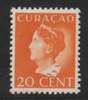 Curacao 1947  NVPH Nr. 172        MLH - Curazao, Antillas Holandesas, Aruba