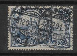 1900 USED German Empire, - Alemania