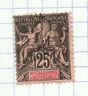 Nouvelle-Calédonie N°48 Cote 8 Euros - New Caledonia