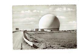Cpm - Erdfunkstelle Raisting Obb. Satelliten - 1965 - Publicité SIEMENS / M.A.N. Station Terrienne Satellite - Ohne Zuordnung