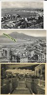 Campania-castellammare Di Stabia Cantieri Navali Interno Terme Panorama (3 Cartoline) - Castellammare Di Stabia