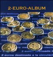 Album Für 2€-Gedenkmünzen NUMIS Band I Europa 2004-2008 New 23€ Der 2 EURO Wie A B D E FI F GR I L NL P SM Slo V Zy - Altri