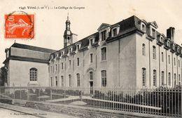 CPA VITRE - LE COLLEGE DE GARCONS - Vitre