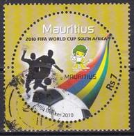 Mauritius, 2010 - 7r Coppa Del Mondo - Usato° - Mauritius (1968-...)