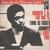 Disque 45 Tours BOOKER T. Musique Du Film Up Tight - Soundtracks, Film Music