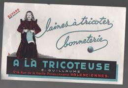 A LA TRICOTEUSE....VALENCIENNES - Textile & Clothing