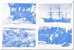Nieuw Zeeland 1985, Stampex '85, Antarctic Scenes, Complete Set Of 8 - Nieuw-Zeeland