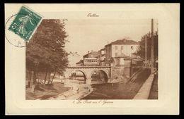 Oullins - Le Pont Sur L'Yseron - Oullins