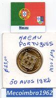 *MA.25 - 50 Avos 1982  Macau Portugues - Colonia - Macau