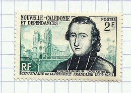 Nouvelle-Calédonie N°281 Neuf Avec Charnière* Cote 6.50 Euros - Nouvelle-Calédonie