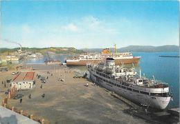 CORFU CORFOU - Le Nouveau Port - Grèce
