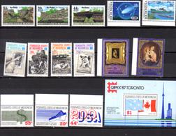 1985-87 Micronésie, Série Entre Yv. 26 Et PA 26**, Cote 82 €, - Micronésie