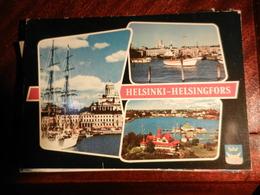 16429) SUOMI FINLAND HELSINKI HELSINGFORS VIAGGIATA 1978 - Finlandia