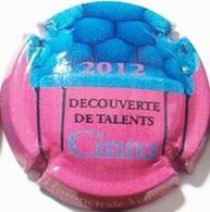 De Venoge N°159, CINNA 2012 - Champagne