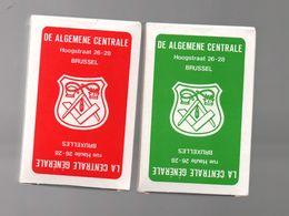 BRIDGE LA CENTRALE MOTIF FRANC MACON..NEUF ET COMPLET - Playing Cards