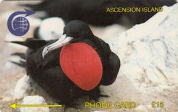 Ascension -  Phonecard - Superb Fine Used Phonecard - Ascension