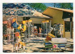 """Dept 33,Gironde,Cpm Grayan-L'Hopital,Centre Naturiste """"Euronat"""",Le Centre Commercial - France"""