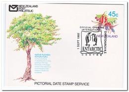 Nieuw Zeeland 1992, Trees - Bomen