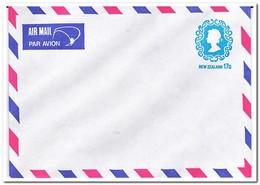 Nieuw Zeeland, Air Mail Enveloppe Unused - Nieuw-Zeeland