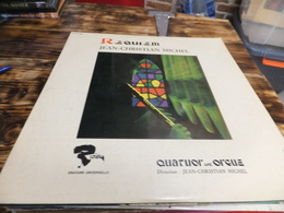 REQUIEM JEAN CHRISTIAN MICHEL - Vinyl Records