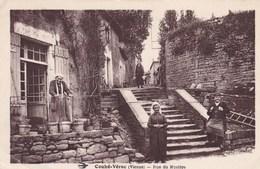 COUHE-VERAC Rue Du Mystere - Couhe