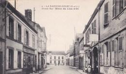 LA BAZOCHE-GOUET,hotel Du Lion D'or - France