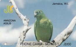 Jamaica -  Phonecard - Good Used Phonecard - Jamaica