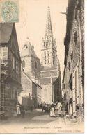 35 - Bazouge-la-Pérouse, L'Eglise - BAZOUGE - - France