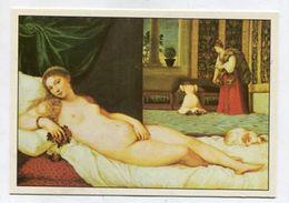 PAINTING / ART - AK 320087 Tizian - Venus Von Urbino - Peintures & Tableaux