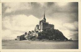 AK / CPA Mont Saint Michel Face Nord-Est ~1943 #04 - Le Mont Saint Michel