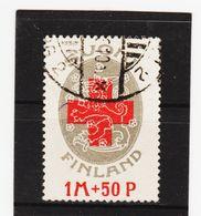 AUA573 FINNLAND 1922 Michl 111 Gestempelt / Entwertet  ZÄHNUNG Und STEMPEL SIEHE ABBILDUNG - Used Stamps