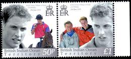 British Indian Ocean Territory 2003 Prince William Unmounted Mint. - British Indian Ocean Territory (BIOT)
