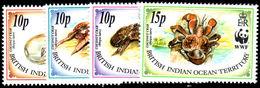 British Indian Ocean Territory 1993 Coconut Crab Unmounted Mint. - British Indian Ocean Territory (BIOT)