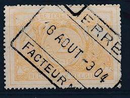"""TR 27 - """"LIERRE - FACTEUR"""" - (ref. 20.878) - Chemins De Fer"""