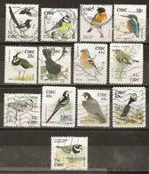 Irlande Ireland 2002 Oiseaux Birds Obl - 1949-... Repubblica D'Irlanda