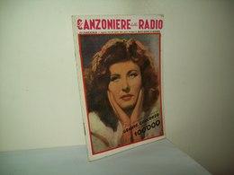 Il Canzoniere Della Radio (Ed. G. Campi 1942) N. 41 - Musique