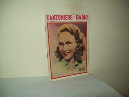 Il Canzoniere Della Radio (Ed. G. Campi 1942) N. 48 - Musique