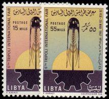 Libya 1967 International Fair Unmounted Mint. - Libya