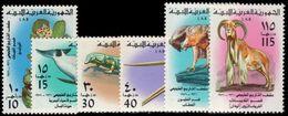 Libya 1976 Natural History Museum Unmounted Mint. - Libya