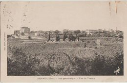 CPA 30 AUBAIS Vue Panoramique Vue Du Travers 1931 - Unclassified