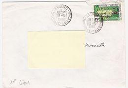 G701 - Nle Calédonie - Lettre De Koumac En 1982 - Cartas