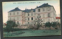CPA - ORSAY - L'Hospice - Orsay