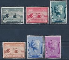 BELGIE - OBP Nr 532/537 - MH* - Cote 15,50 € - Belgium