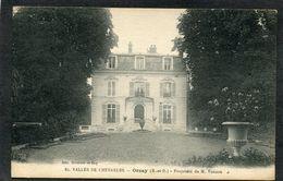 CPA - ORSAY - Propriété De M. Renson - Orsay