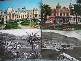 MONACO / MONTE CARLO / TRES JOLI LOT DE 111 CARTES + KDO / TOUTES LES PHOTOS - Otros