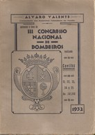 Covilhã - III Congresso Nacional De Bombeiros, 1932 - Fundão. Castelo Branco. Pompiers. Firefighters. - Livres, BD, Revues