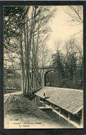 CPA - ORSAY - Bords De L'Yvette - Le Viaduc - Lavoir - Orsay