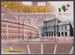 ITALIA 2011 Nº HB-57 USADO - 6. 1946-.. Repubblica